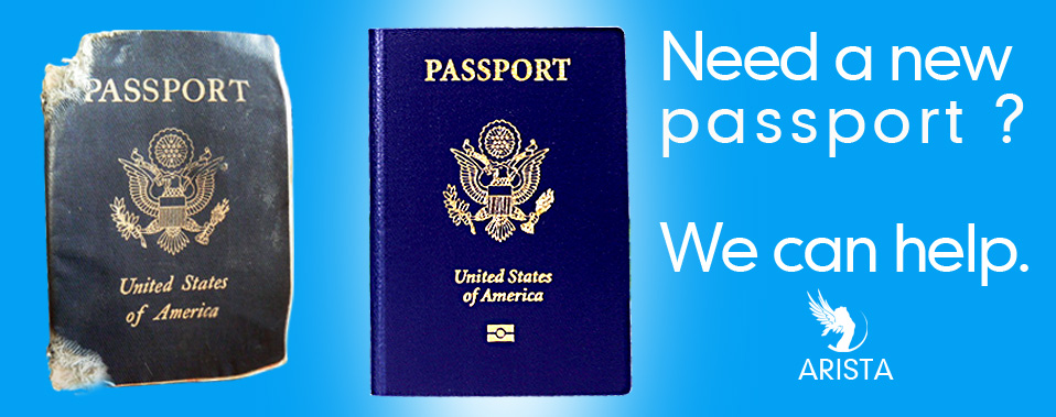 Slide Two – Passport