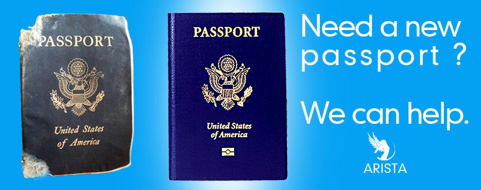 Slide Two – Passport